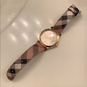 Burberry warch